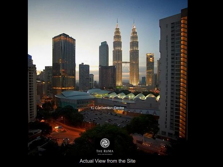 The Ruma Hotel Amp Residence Klcity Malaysia Luxury